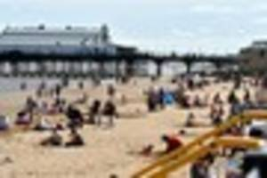 bank holiday weather update for grimsby, cleethorpes and area