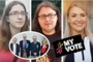 kent live #myvote campaign: young voters react to the canterbury...