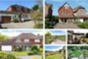 Three of the best five five-bedroom homes on sale in and around...
