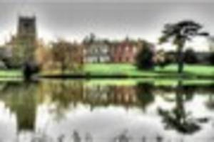 hundreds expected at the first staunton harold triathlon which...
