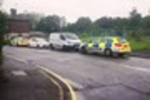 Police are investigating after body was discovered in the River...