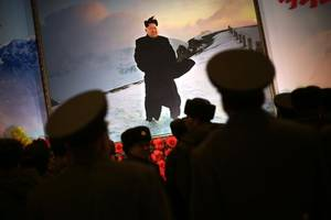 in the face of sanctions threat, north korea 'test-fires' another missile