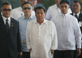 philippine leader asks separatists, maoists to join fight against islamic state