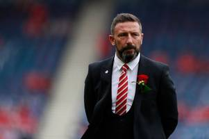 Aberdeen boss Derek McInnes says he won't jump ship for Sunderland