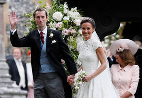 pippa middleton, james matthews jet off to an elite resort for their honeymoon following grand wedding
