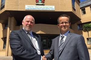 Newly-appointed council leader and deputy's pledge to keep borough safe following Manchester attack
