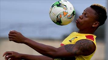 cameroon boss warns clinton njie