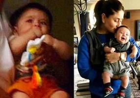 These Photos Of Kareena's Son Taimur Ali Khan Are Breaking The Internet!