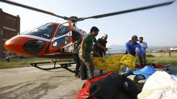 India climber body retrieved from Mount Everest