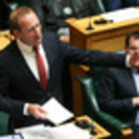 Barry Soper: Joyce's Budget tests the Labour-Greens alliance