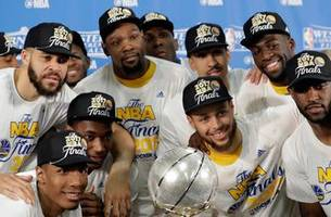 Warriors are one win away from the greatest postseason run in NBA history