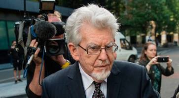 not guilty: rolf harris freed as jurors fail to reach verdict over sex attack allegations