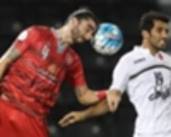 video: ex-swansea man chico flores scores yet another own goal in afc champions league