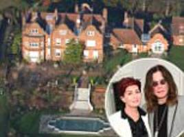 ozzy and sharon osbourne back plans for dog day care