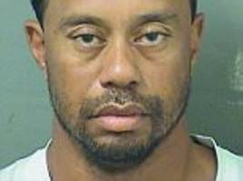 Tiger Woods claims DUI arrest was because of medication