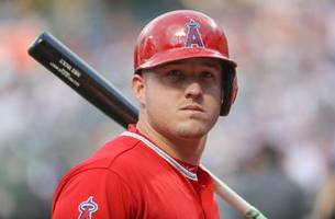 Mike Trout fantasy baseball replacements