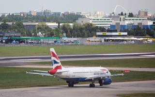 ba owner iag shares fly to the bottom of the ftse 100 after it troubles