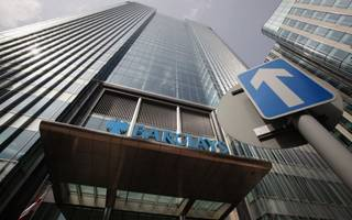 barclays up to third in the ftse 100 broking rankings