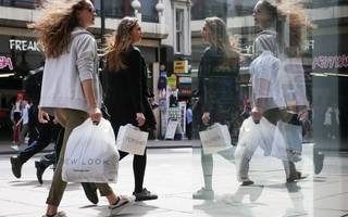 consumer confidence climbs in may as uk brushes off inflation concerns