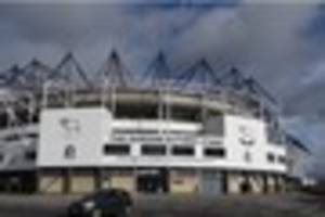 derby county get go-ahead for new bar and restaurant at pride...