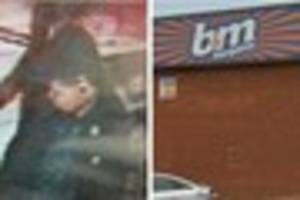 cctv released of man police want to speak with in connection with...