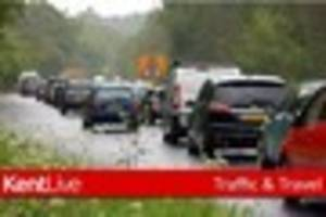 kent live breaking news, traffic and travel delays on m25