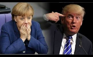 Germany attacks- Trump for- weakening- the- West
