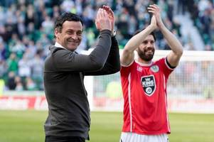 dundee target st mirren boss jack ross as they step up hunt for a new manager