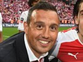 arsenal fear santi cazorla could miss most of next season