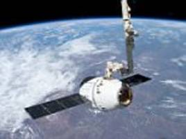 spacex to blast off dragon space capsule for second time