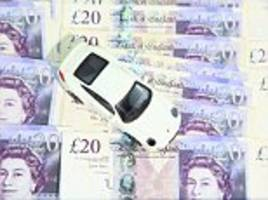 the average car insurance policy will pass £800 due to ipt