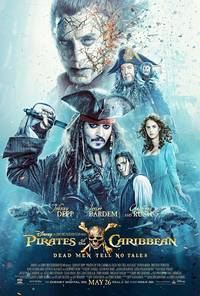 MOVIE REVIEW: Pirates of the Caribbean: Dead Men Tell No Tales