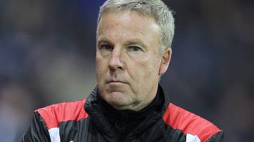 ex-wolves boss jackett set for pompey job