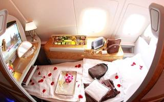 emirates hints at first class shake-up as number of suites is set to shrink