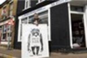 amazing banksy exhibition to be held in brentwood