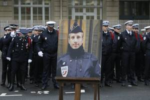 posthumous wedding for gay policeman killed in ​champs-Élysées attack