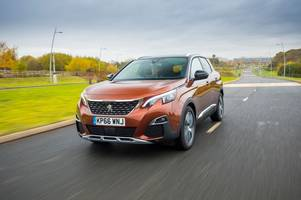 peugeot 3008 review – suv is a euro star