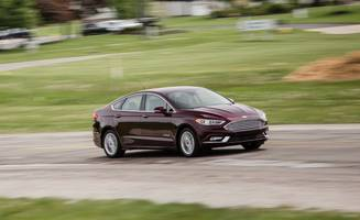 2017 ford fusion: a chameleon tested in depth