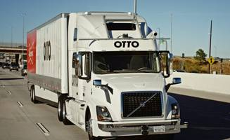 autonomous trucks stoke fears of job losses, but others say drivers won't be displaced anytime soon