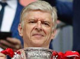 arsene wenger is the perfect manager for arsenal