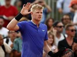 french open 2017: edmund cruises as andy murray battles