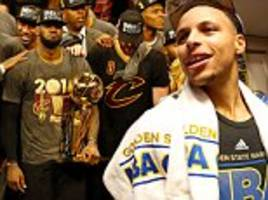 nba finals preview: steph curry to dethrone lebron james