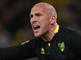 west ham and brighton keep tabs on free agent john ruddy