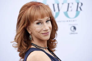 Kathy Griffin's Trump Photo Causes A Stir - And Severs Her Ties With CNN