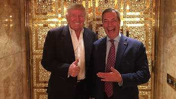 nigel farage is person of interest in fbi's probe of trump and russia