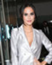 Braless Lucy Watson is more Vegas than Chelsea as she