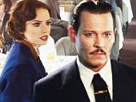 johnny depp leads murder on the orient express trailer