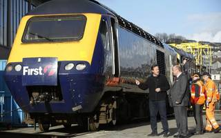 firstgroup's shares lose track despite revenues going full steam ahead