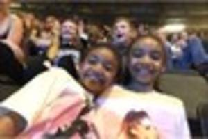ariana grande concert: family  who survived manchester attack to...