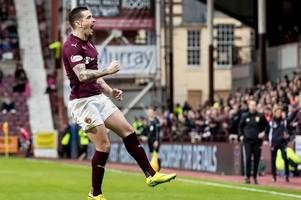 hearts rubbish claims from jamie walker's dad that star is being forced out of tynecastle